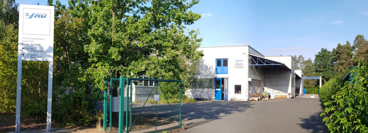 Unser Firmengebäude in Schwabach